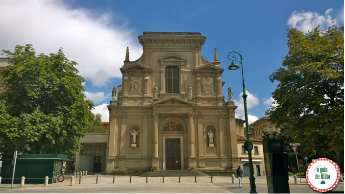 Igreja de San Bartolomeo