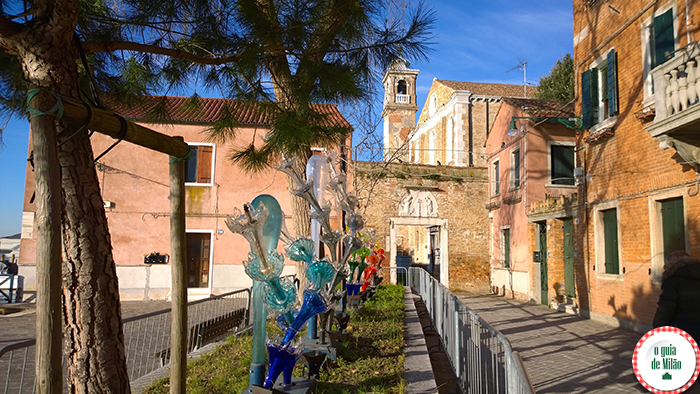 Vidros de Murano