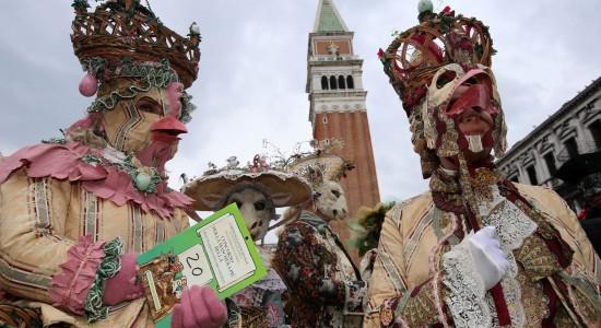 Foto: carnevale.venezia.it
