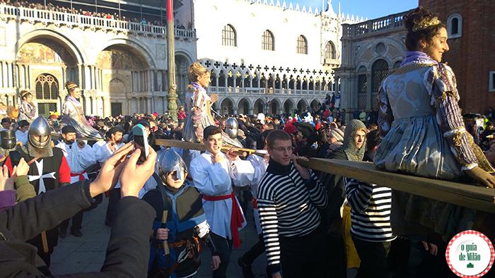 carneval em Veneza o que fazer Máscaras e fantasias