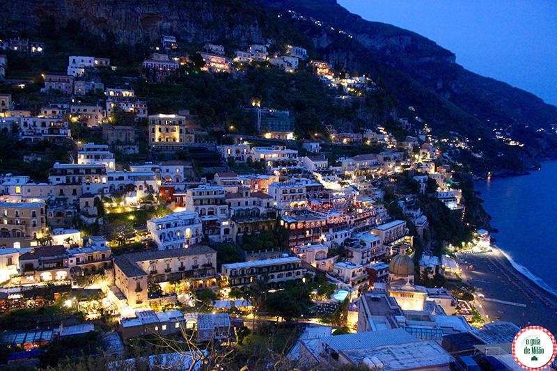 Como chegar na Costa Amalfitana