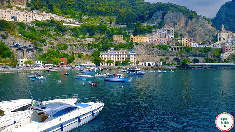 Dica de hotéis em Amalfi Hotel La Bussola na Costa Amalfitana
