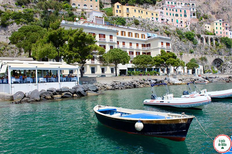 Hotel barato na costa Amalfitana