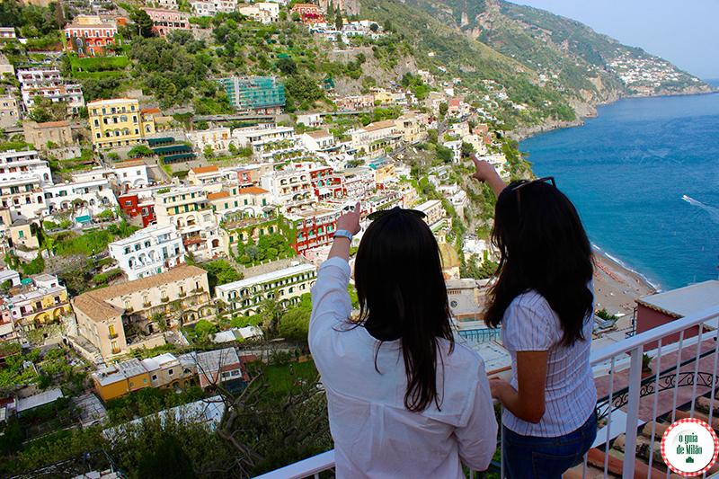 Onde ficar na costa Amalfitana Hotel Poseidon