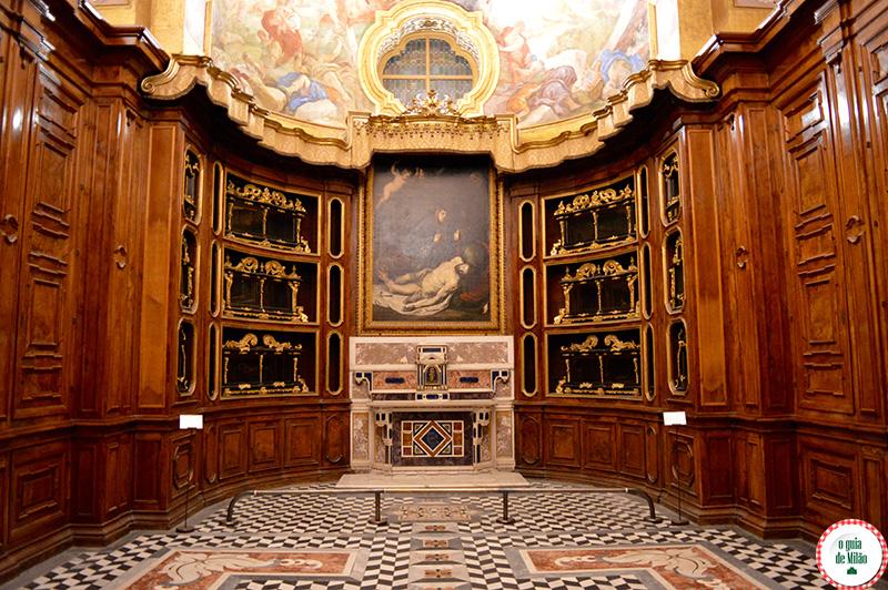 Igrejas em Nápoles Itália