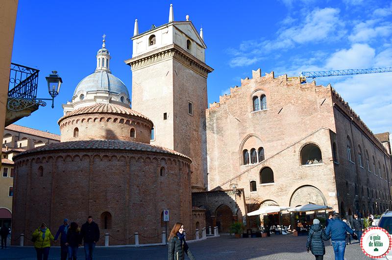 Mantua capital de ca cultura itália