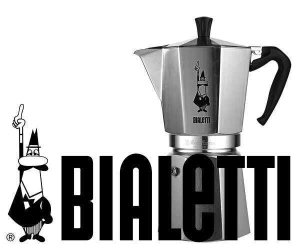 Cafeteira italiana Moka Bialetti