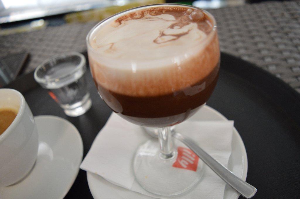 Dicas de Turim Bebida típica de Turim Bicerin