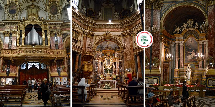 As igrejas de Turim