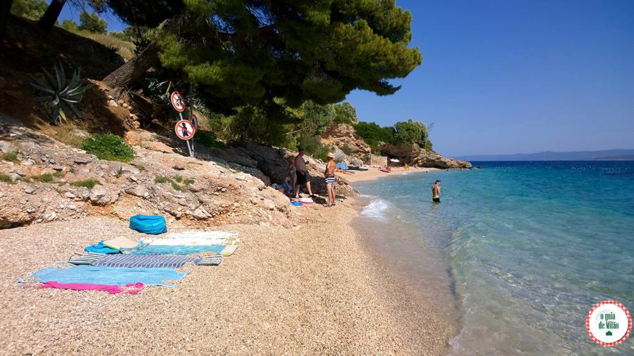 O que ver na Croácia Brac Praia de Murvica