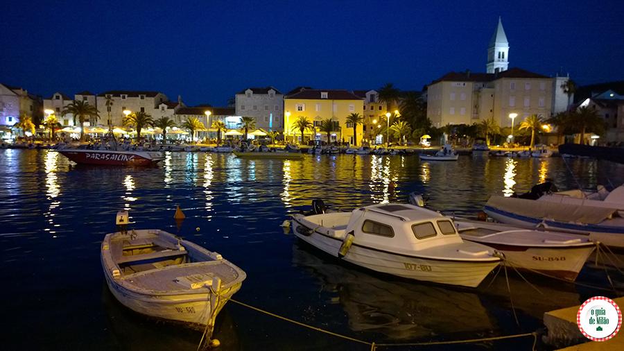 O que visitar na Croácia Supetar