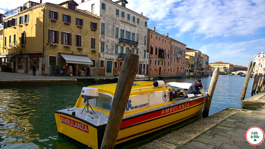 Curiosidades de Veneza Itália