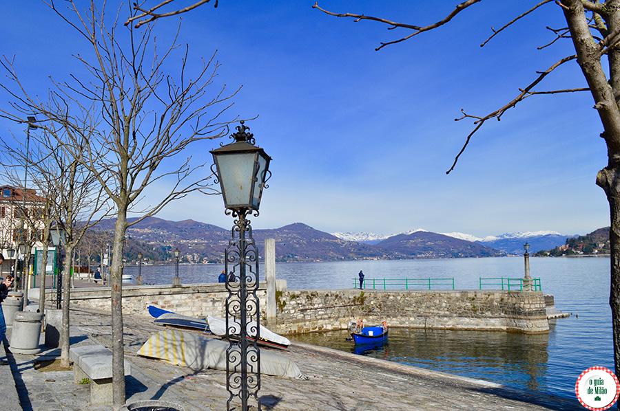 O que ver no lago Maggiore Itália