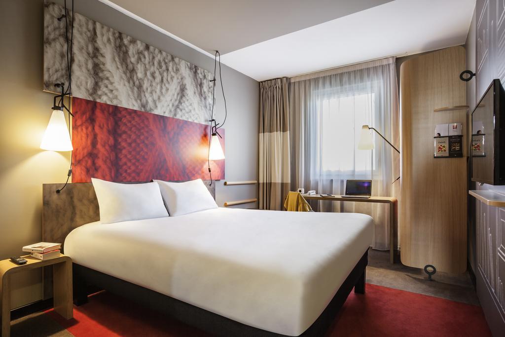 Hotel Ibis Geneve Petit Lancy Gen Ef Bf Bdve
