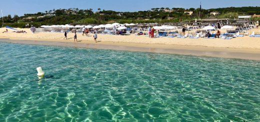 Praia Pampelonne Saint-Tropez
