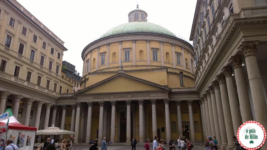 Basílica de San Carlo al Corso Milão