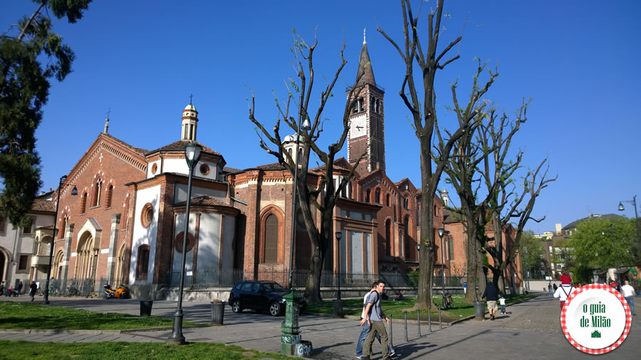 Basílica Sant'Eustorgio