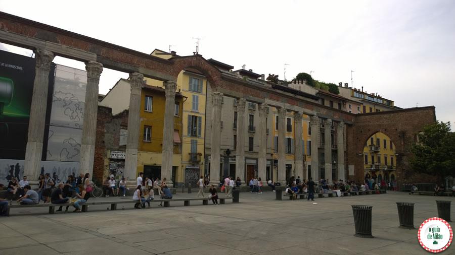 Colunas de San Lorenzo