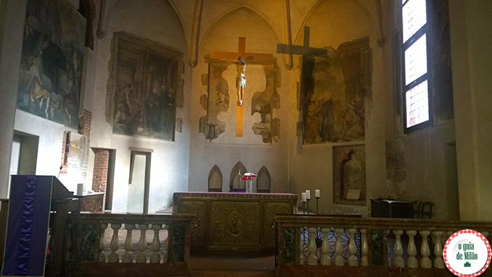 Igrejas na Itália As principais igrejas de Milão - A Igreja de Santa Maria Incoronata em Milão 2