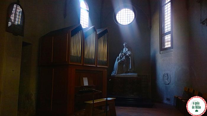 Igrejas na Itália As principais igrejas de Milão - A Igreja de Santa Maria Incoronata em Milão 3