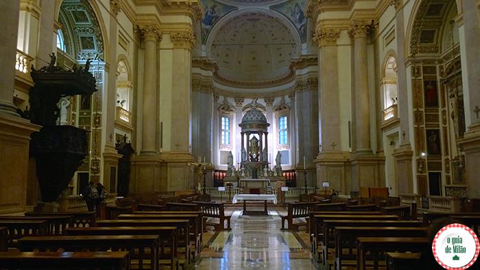 Igrejas na Itália As principais igrejas de Milão - A Igreja de Santa Maria della Scala in San Fedele em Milão 2