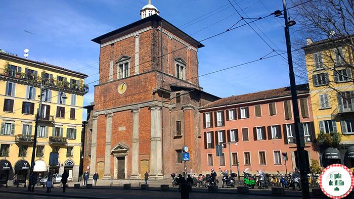 igreja de San Nazaro Maggiore em Milão