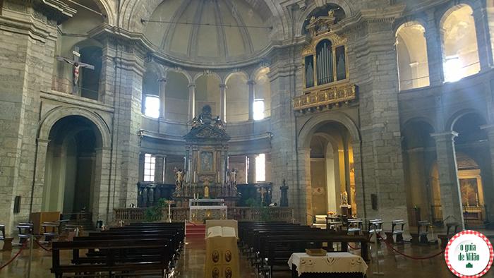 Igrejas na Itália As principais igrejas de Milão - A Igreja de San Lorenzo Maggiore em Milão 3