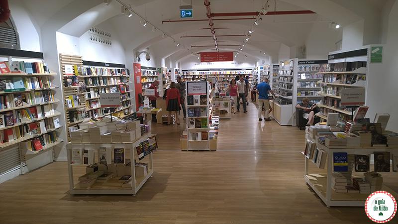 Livrarias Feltrinelli o que fazer em Milão