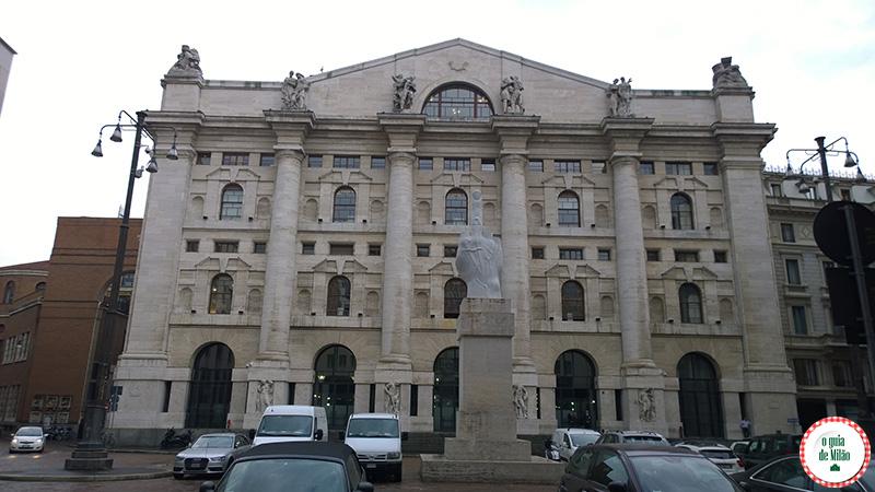 Monumentos e curiosidade de Milão no blog de viagem em Milão na Itália