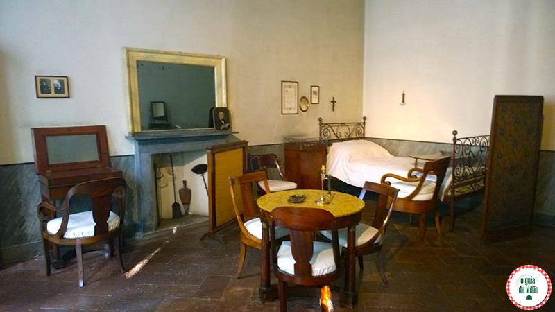 Museus em Milão Casa-museu Alessandro Manzoni