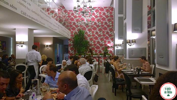 Onde comer em Milão Restaurantes e Pizzarias em Milão il pomodorino