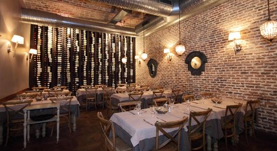 Onde comer restaurantes em Milão Casa Lucia