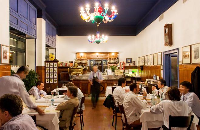 Onde comer restaurantes em Milão trattoria-masuelli
