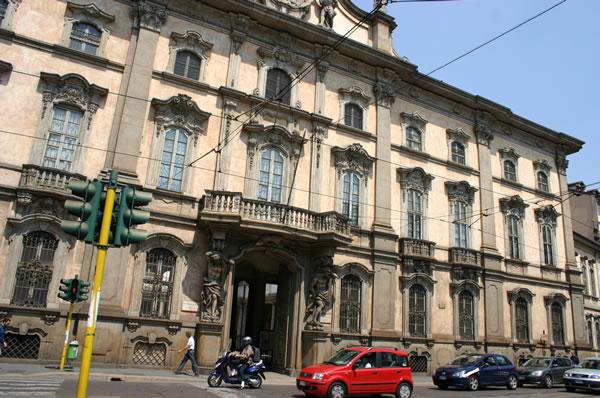 Palacio Litta Milão