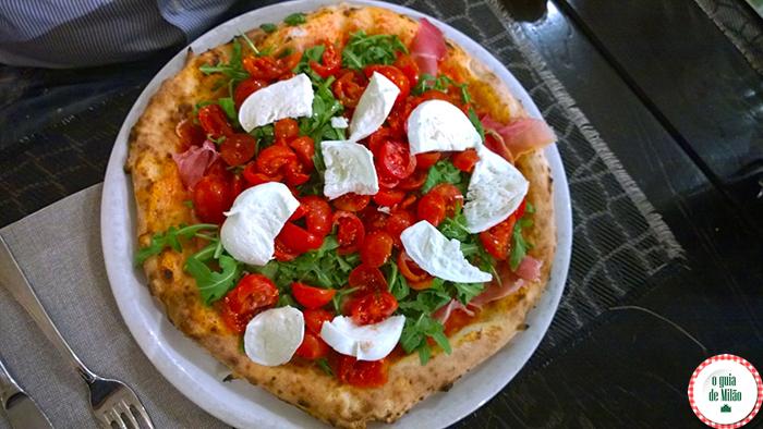 Restaurantes e pizzarias em Milão Onde comer em Milão Pizza a verdadeira pizza napoletana