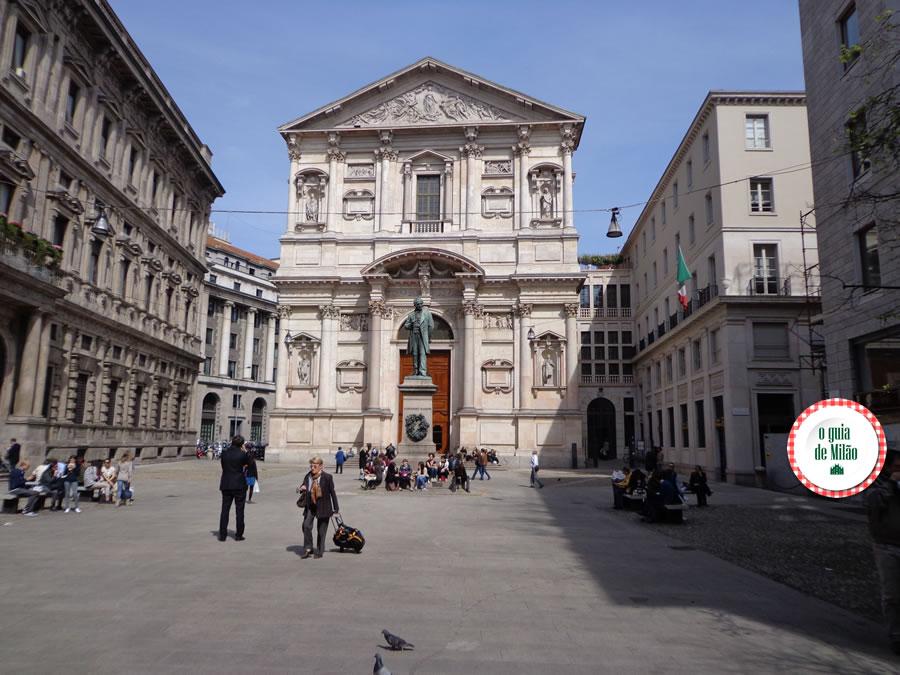 Igreja Santa Maria della Scala in San Fedele