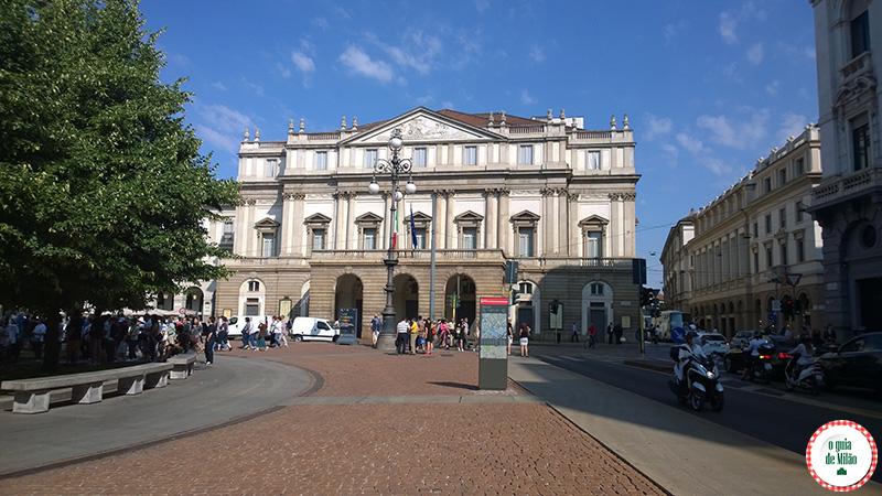 Ópera e concertos de música clássica em Milão Teatro alla Scala Milão