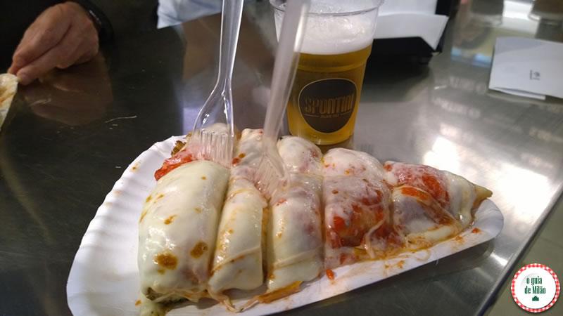 A pizza da Spontini