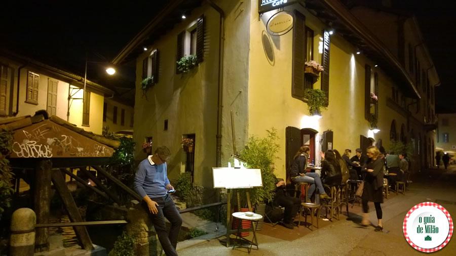 Restaurante El Brellin Navigli