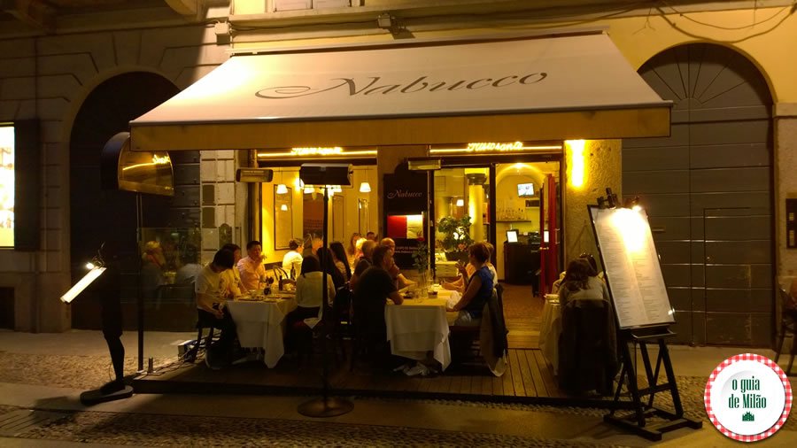 Restaurante Nabucco - Brera