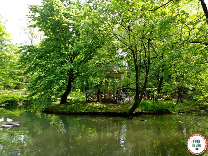 Jardim da Villa Belgiojoso Bonaparte