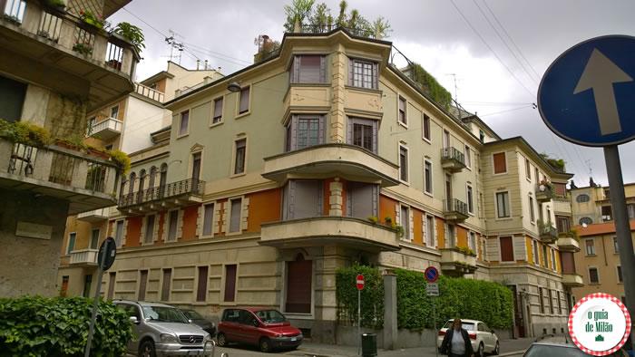 O que fazer em Milão sem pagar nada - casa museu Boschi di Stefano