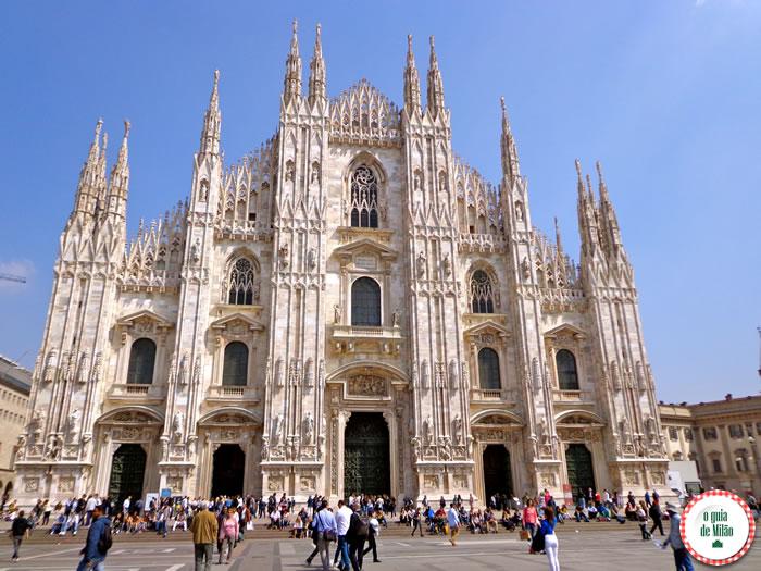Milao econômica - O Duomo
