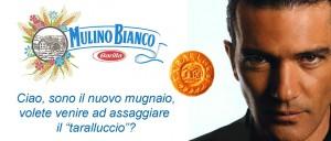 Antonio Banderas - Mulino Bianco