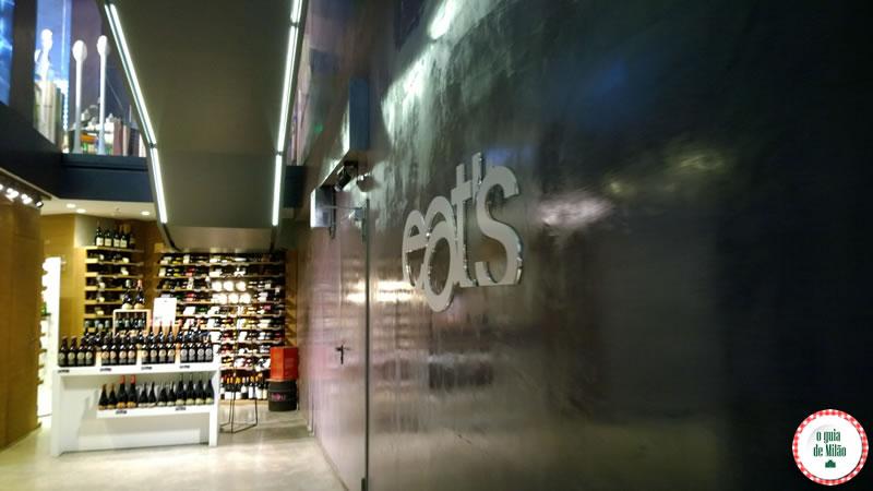 onde fazer compra em Milão Shopping Excelsior