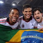 Os brasileiros no AC Milan
