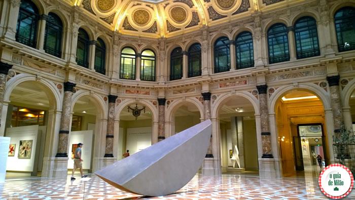 Milão econômica - Museu Gallerie d'Italia 2