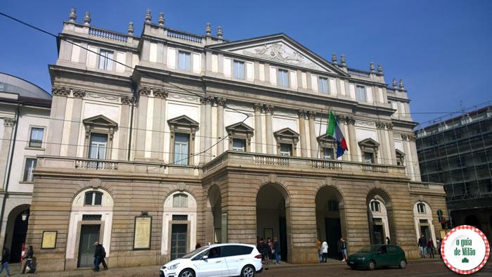 O Teatro alla Scala