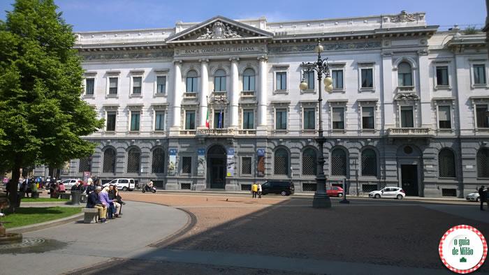 Milão econômica - Museu Gallerie d'Italia 3