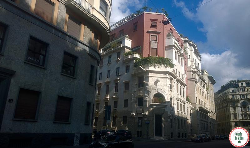 O que fazer em Milão de graça Quadrilátero do silêncio